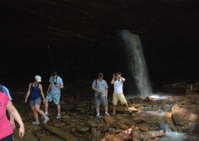 Caving in the Upper Buffalo River